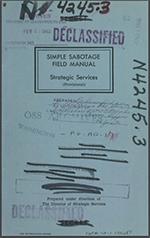 Guide To Simple Sabotage Codemy.com